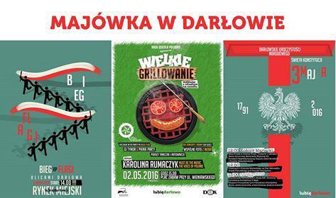 Majowka, Darłowo 3
