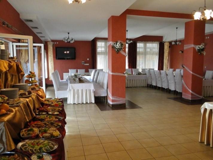 Ogromnie Hotel Agat Bydgoszcz, Bydgoszcz - sala weselna, sala na CU11