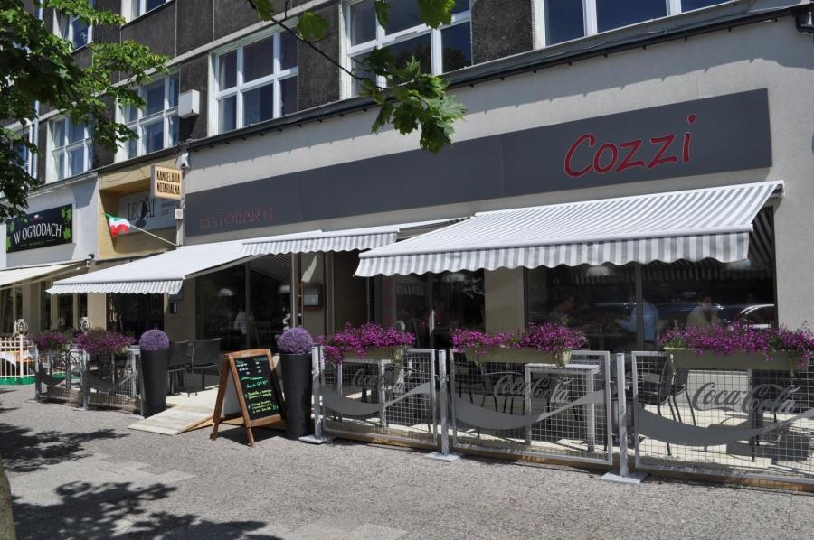 Restauracja Cozzi Gdynia Sala Weselna Sala Na