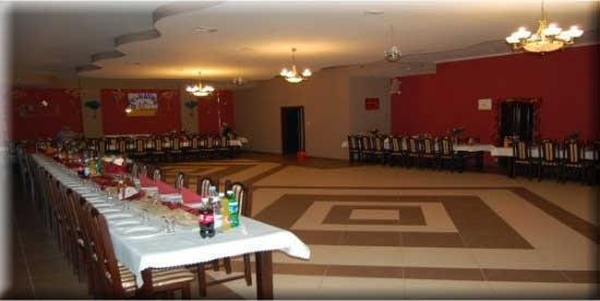 Sala Weselna Łuków Warszawska ~  Lwem, Grodków  sala weselna, sala na konferencje, lokal wynajem
