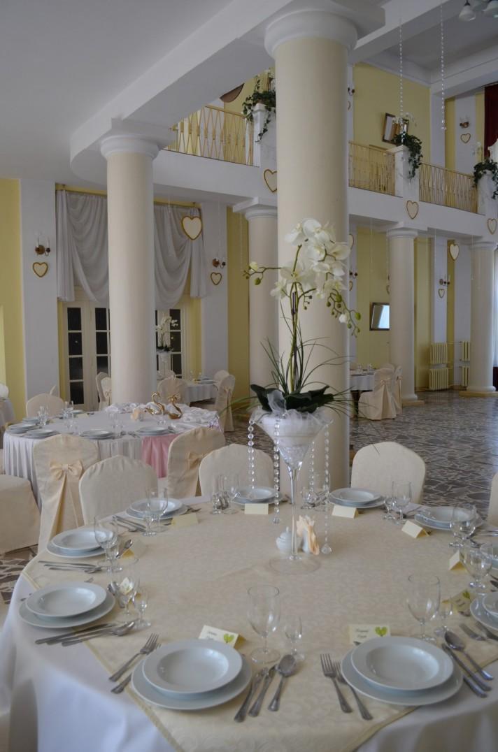 Sala Weselna W Łazach Koło Łukowa ~  , Inowrocław  sala weselna, sala na konferencje, lokal wynajem